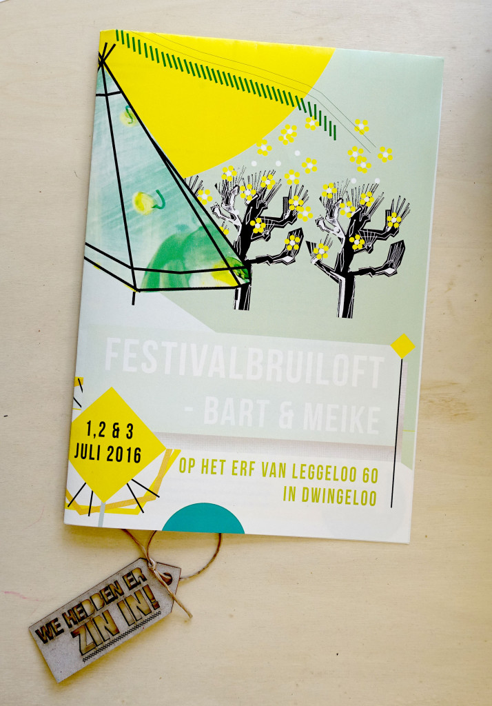 Affiche festivalbruiloft