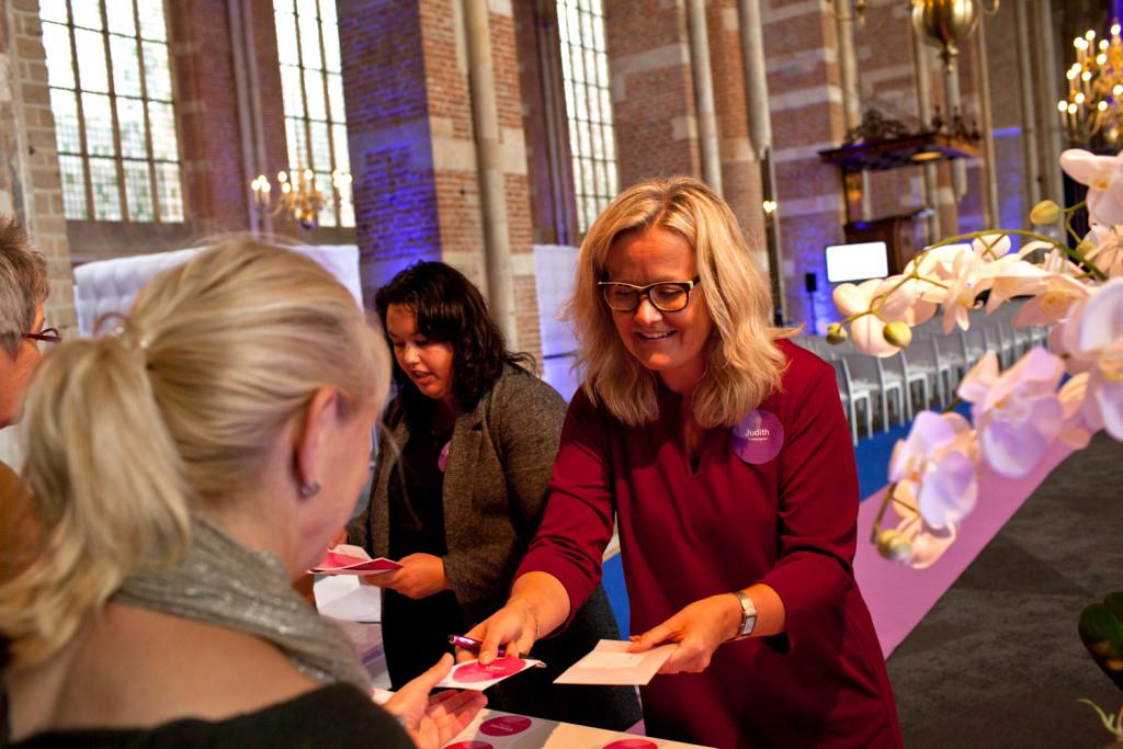 Congres Trendbureau Overijssel, Lebuineskerk Deventer.